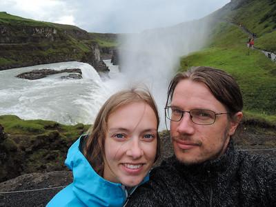 2016 IJsland... Met Amber & Bart.