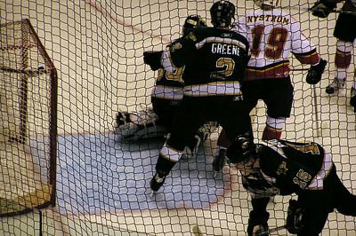 Omaha Aksarben Knights vs Iowa Stars Dec 17, 2005