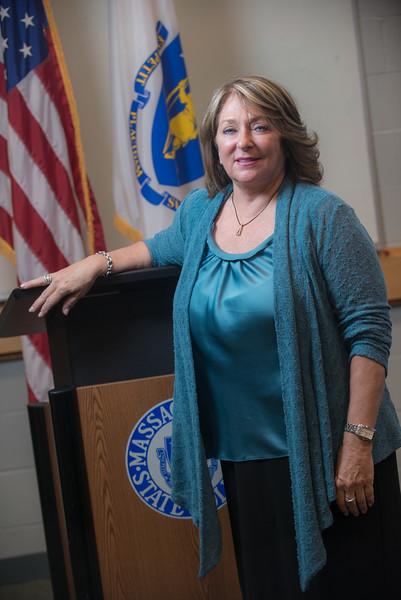 Westfield State University Alumnus  Col. Marion McGovern (retired)
