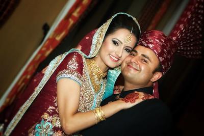 Asad  Saira Wedding