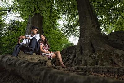 Vishal & Nikita Pre Wed