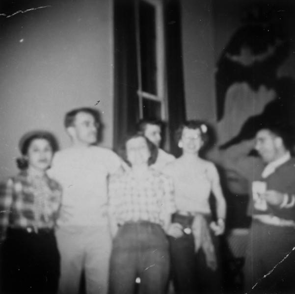 Maria Smock (Second from right)