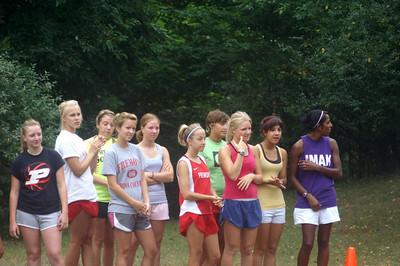 Cross Country - 2008-2009 - 8/23/2008 Alumni Meet KB