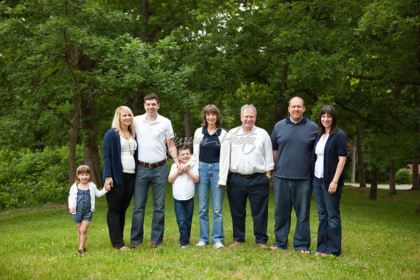 May 2012 - Family