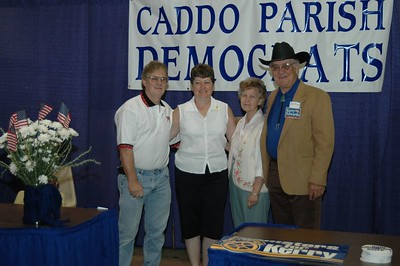 Union Trade Show, LABOR DAY September 6, 2004, Expo Hall, Shreveport, LA