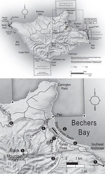 Channel Islands National Park (Santa Rosa Island)