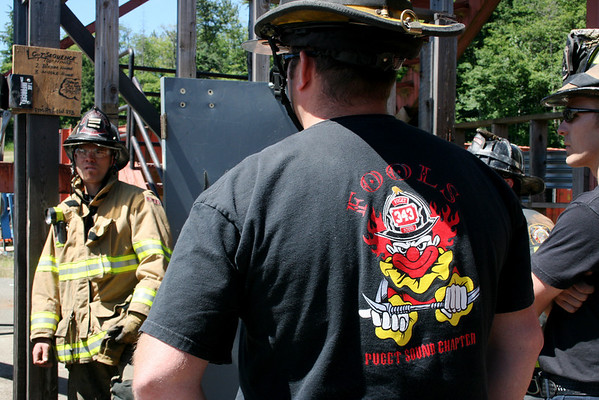 North Bend Fire Training Academy