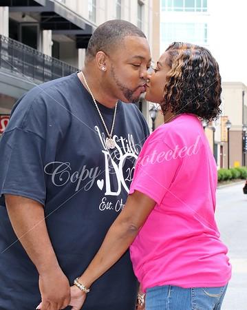 Shonda and Darnell 20th