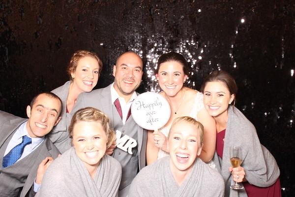 Allison & Brian's wedding