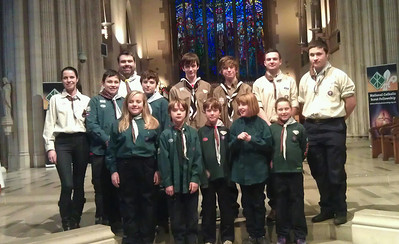 National Catholic Scout Mass