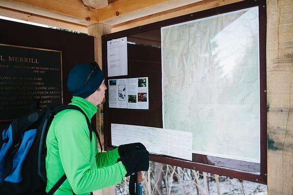 Moosilauke Hike- Nov 15, 2015
