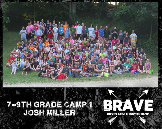 7-9th Grade Camp 1