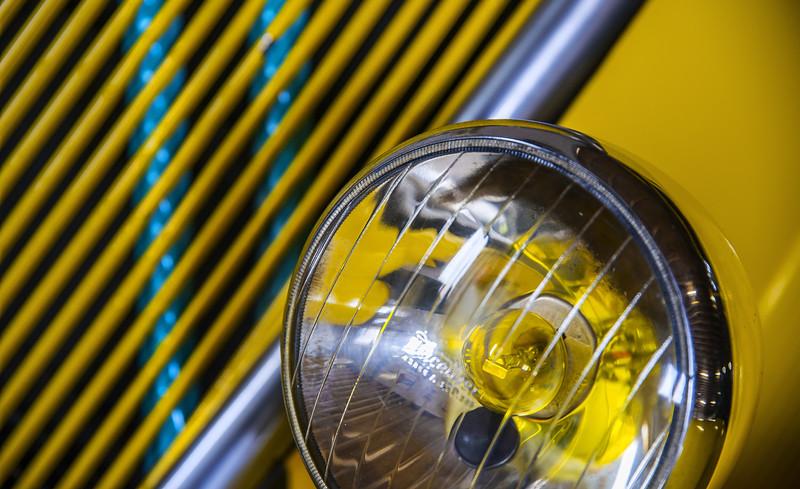 Citroën headlights
