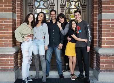 Capo-Hernandez Family 2020