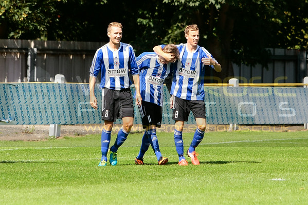 1st Team v Tadcaster Albion 09 - 07 - 14 (Away)