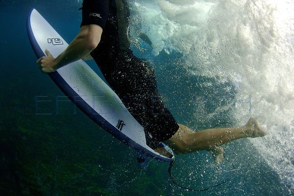 Surf and Underwater