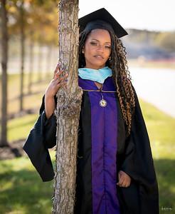 Shawntae Mean's Grad Shoot