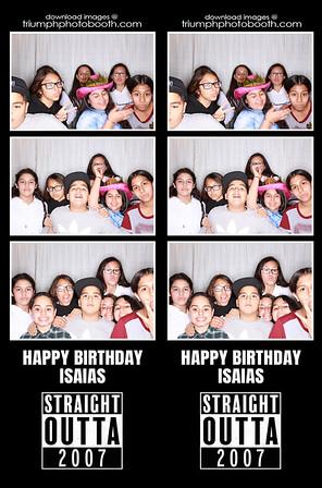 3/14/20 - Isaias Birthday
