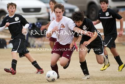 Soccer - TMI vs SACS (2011)