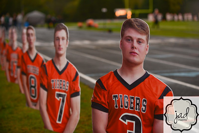 Senior Night: Tigers vs Amery