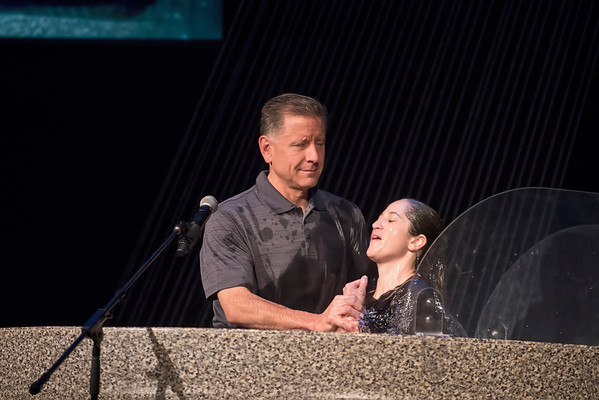 Baptisms - June 4-5, 2016
