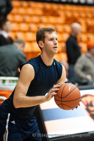 2014 NCAA Basketball Rice at Oregon State