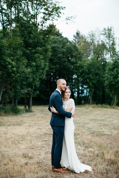 Sam + Sheena : Salem, OR