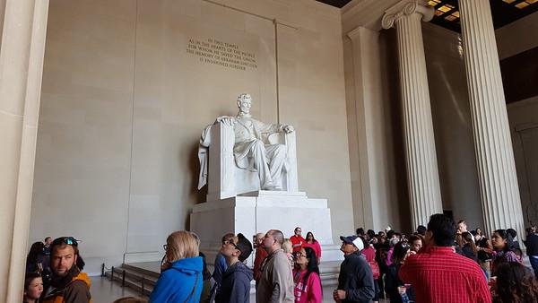 Washington, DC and Gettysburg '16