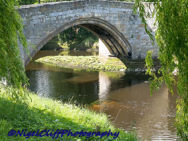 Warkworth Bridge  13.06.2017