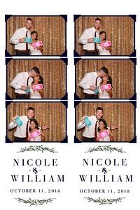 Nicole & William's Wedding