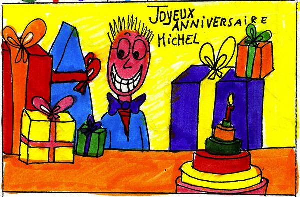 Lucky's birthday