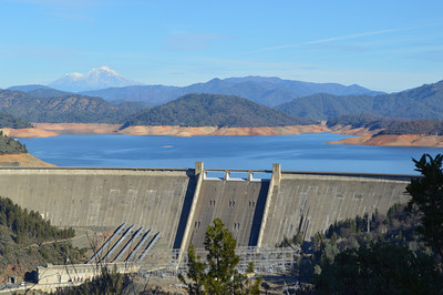 Shasta Dam - California