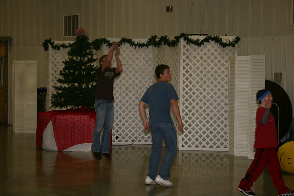 2007 Youth Christmas Party