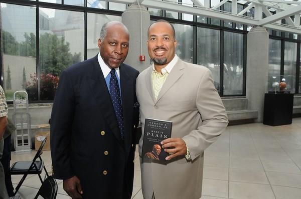 The Urban Issues Breakfast Forum of Los Angeles Presents - Civil Rights Legend Vernon Jordan