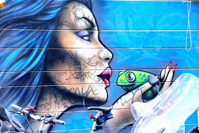 Graffiti ('16 - '18)
