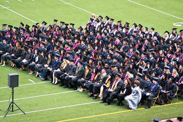 Citrus College 2011 Graduation  - David J Keys