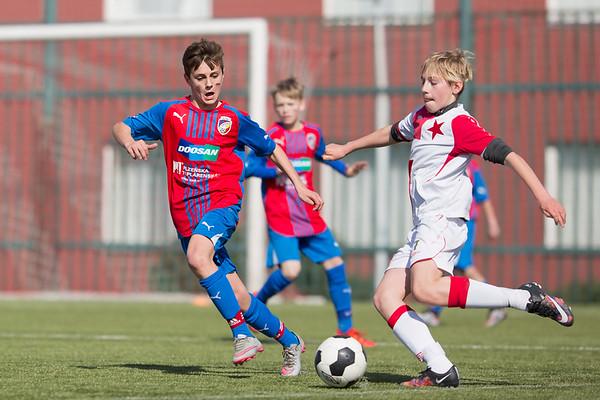 U13: Slavia - Plzeň