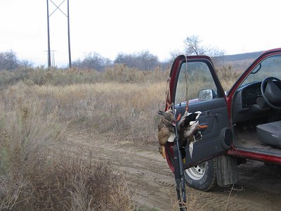 Hunting 1-29-2005