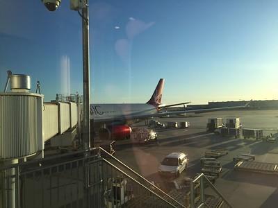 Virgin Atlantic ATL to LHR 2016