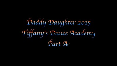 Group A - Daddy Daughter 2015