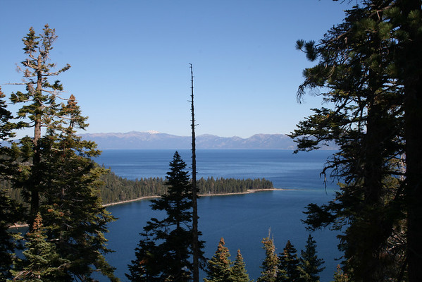 South Lake Tahoe, October 2008