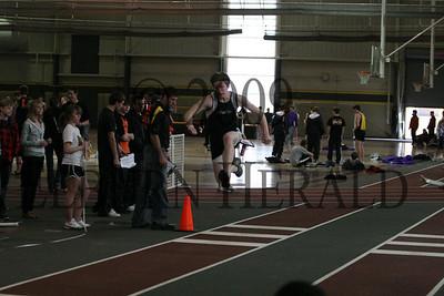Boys Track @ WSC Indoor Meet