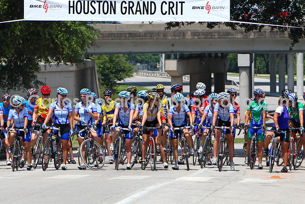 Women/Jrs - Houston Grand Criterium (May 13, 2007)