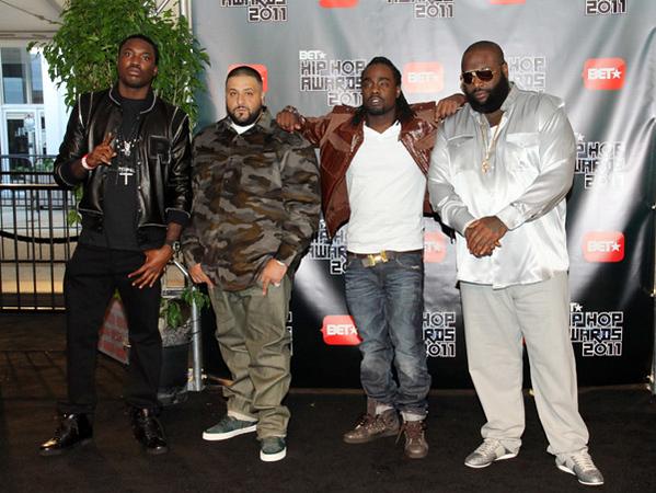the BET Hip Hop Awards 2011 at the Boisfeuillet Jones Atlanta Civic Center on October 1, 2011 in Atlanta, Georgia.