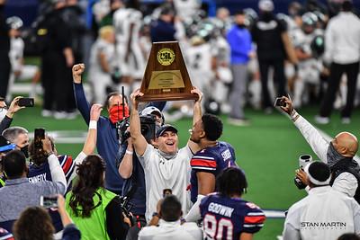 Texas UIL High School Football Championship 2020