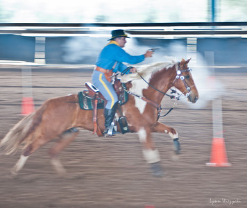 2012 FL Peacemakers Cowboy Mounted Shooting