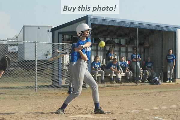 BBE 14U fastpitch vs. Browerville 07-13