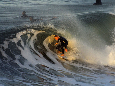 1/29/20 * DAILY SURFING PHOTOS * H.B. PIER