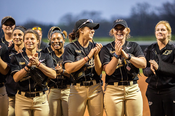 Purdue Softball vs Butler 2016-4-20