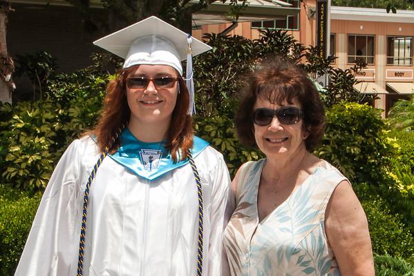 Apopka High Graduation